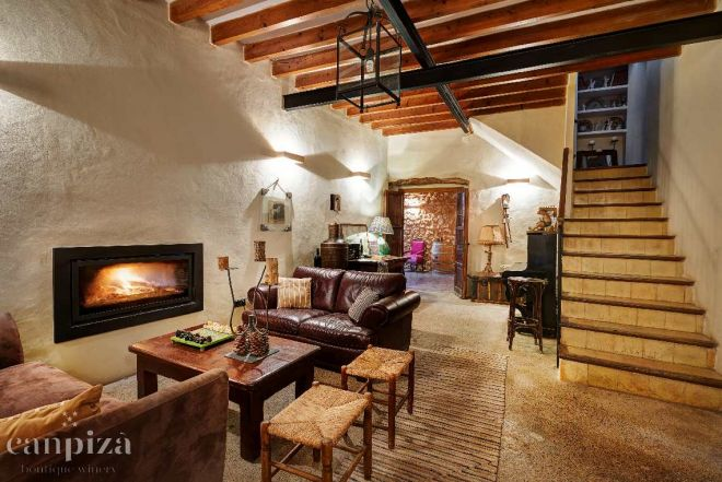 Can Piza Boutique Winery in Mallorca