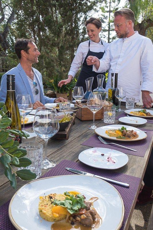 Private Chef Service and Finca Catering Services in Mallorca